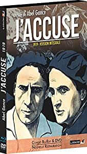 J'accuse - 1919 [COMBO DVD - Blu-ray] [Version intégrale]