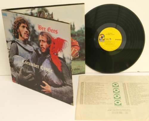 THE BEE GEES cucumber castle. RARE. TOP COPY. First US pressing 1970.