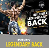 Build a Legendary Back | V Tapper: 12 week comprehensive program for increasing size and strength (English Edition)