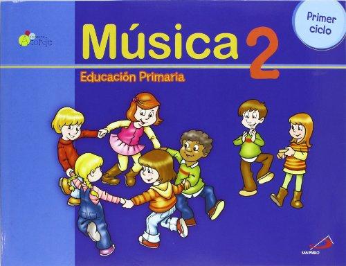 Música 2 - Proyecto Acorde - Libro del alumno: Educación Primaria. Primer ciclo - 9788428535977