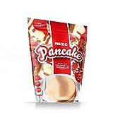 Prozis Pancake 500 g Tarta de queso con fresas Tortitas Sin Azúcares Añadidos Fuente Natural De Proteína, Fibra Y Hierro Bajas En Calorías Con Calcio, Vitaminas Y Minerales