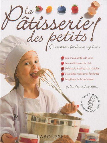 """<a href=""""/node/16274"""">Pâtisserie des petits ! (la) - des recettes faciles et rigolotes</a>"""