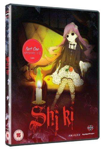 Shiki Part 1 [Reino Unido] [DVD]