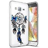 Coque Galaxy J2 Prime,Surakey Etui Housse Silicone Transparent pour Samsung Galaxy J2...
