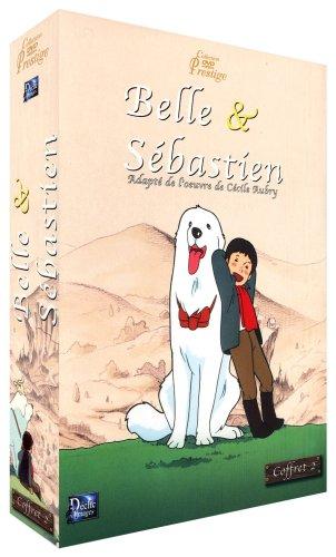 Belle et Sébastian - Coffret 2