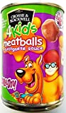 Cross & Blackwell for Kids Scooby Doo Meatballs in Bolognese Sauce 3 x 370gm