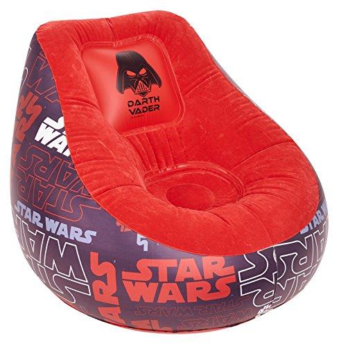 Worlds Apart 289SWS01E Star Wars aufblasbarer Sessel