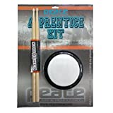 Peace ak-27Bein Training Pad mit Drumsticks