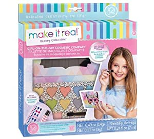 Make It Real- Estuche de maquillaje compacto (2301)