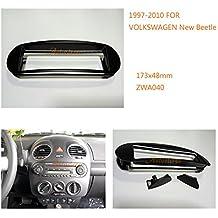 Embellecedor de radio de coche, para Volkswagen New Beetle 1997-2010