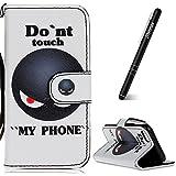 Slynmax Coque iPhone 5S,Housse iPhone Se Donnez Un Bombardier Shock de Absorption TPU...