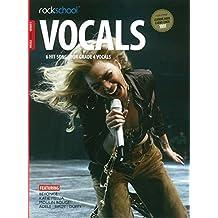 Rockschool: Vocals Grade 4 - Female (Book/Online Audio)