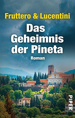 Carlo Fruttero: »Das Geheimnis der Pineta« auf Bücher Rezensionen