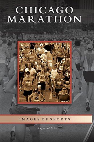 Chicago Marathon por Raymond Britt