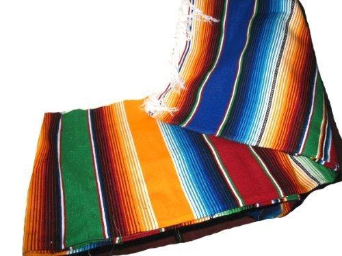 Penny Lane Men's Authentic Mexican Blankets ful Serape Blankets
