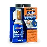 XADO Dieselpartikelfilter-Reiniger & Schutz Diesel-Partikel Reiniger Diesel Filter DPF Diesel-Krafstoff-Additiv Schutz - Atomex