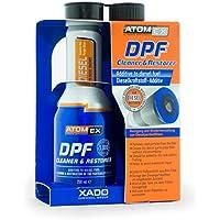 Limpiador del filtro de particulas de diésel de XADO para filtro DPF limpiador de aditivos de combustible,atomex
