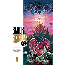 Black Science Volume 2: Welcome, Nowhere (Black Science Tp)