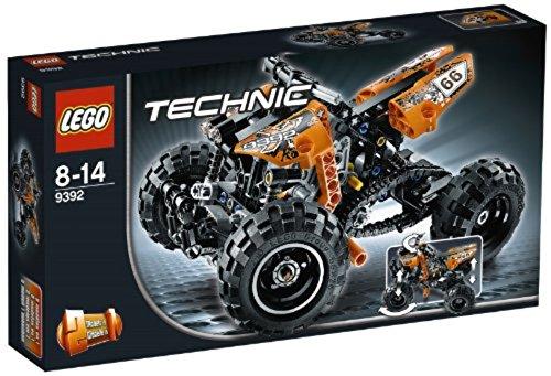 LEGO Technic - Quad 9392