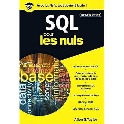 SQL pour les Nuls poche, 3e édition