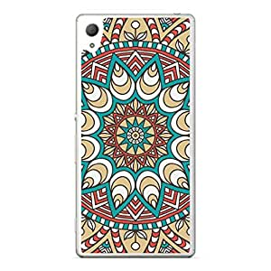 a AND b Designer Printed Mobile Back Cover / Back Case For Sony Xperia Z4 (SON_Z4_1978)