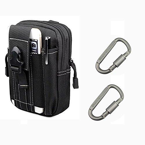 d13065d3d90 YCNK Multi Kapazität Tactical Molle Tasche EDC-Dienstprogramm Gadget  Security Pack Carry Zubehör-Kit