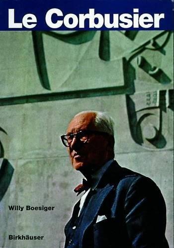 Le Corbusier Buch-Cover