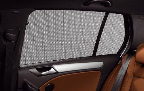 Preisvergleich Produktbild Original Sonnenschutz für Seitenscheiben hinten Golf 6 Lim. 5-Türer