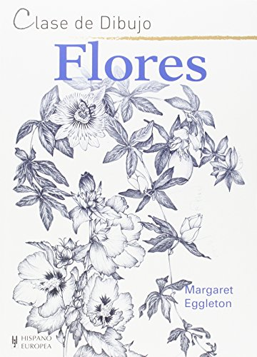 Flores (Clase de dibujo) por Margaret Eggleton