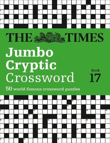 The Times Jumbo Cryptic Crossword Book 17