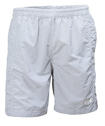 Helly Hansen Carlshot Swim Trunk Short de Bain Homme Navy Check