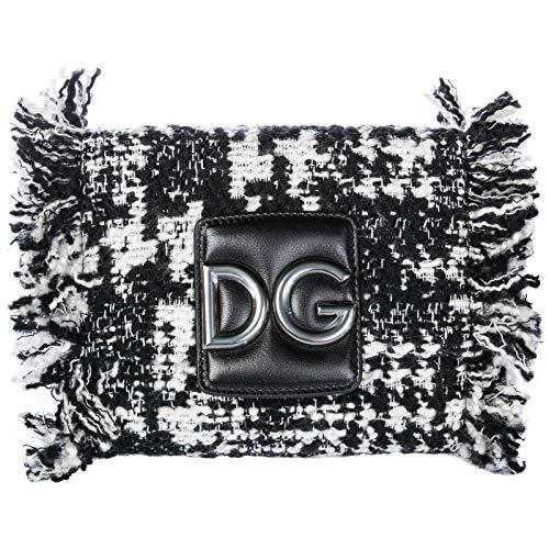 Dolce & Gabbana Umhängetasche Damen Tasche Schultertasche Messenger Millenials Sch