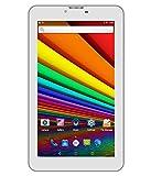 #10: I KALL IK1 Dual Sim 3G Calling Tablet- White