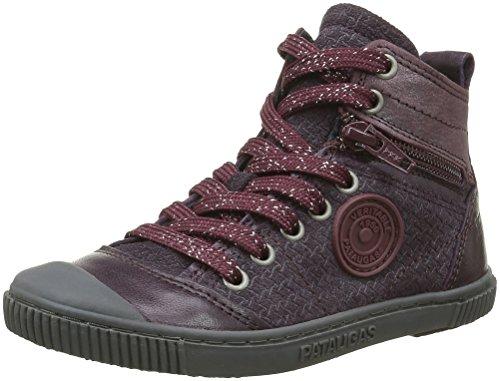 PataugasBanjou/M J4B - Sneaker Bambina , Viola (Viola (Aubergine)), 30