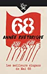 68 année rhétorique : Les meilleurs slogans de Mai 68 par Anjou