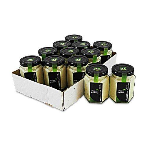 Premium Meerrettich frisch gerieben 12er Pack (12 Gläser à 110 g)