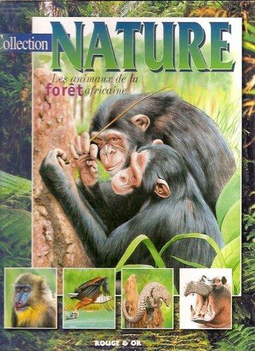 Les animaux de la forêt africaine par Arturo Arzuffi