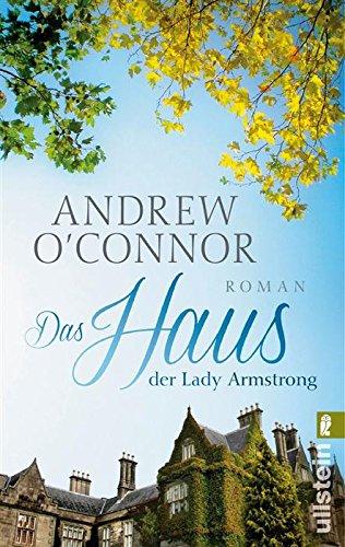 Buchseite und Rezensionen zu 'Das Haus der Lady Armstrong' von Andrew O'Connor