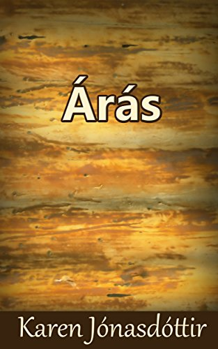 Árás (Icelandic Edition) por Ragna  Júlíusdóttir