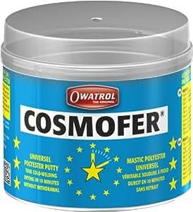 Owatrol Cosmofer Mastic bicomposant universel 250 g
