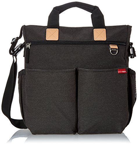 Skip Hop 200327 Duo Signature Wickeltasche Soft Slate