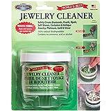 Limpiador de joyería del grano de amigos 4 oz 100% Natural solución