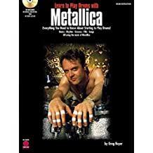 Learn To Play Drums With Metallica Book/Cd