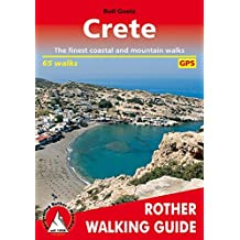 Crete: The finest coastal and mountain walks. 60 walks. (Rother Walking Guide)