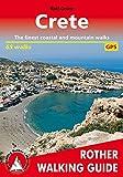 Crete (Kreta - englische Ausgabe): The finest coastal and mountain walks. 65 walks. With GPS tracks (Rother Walking Guid
