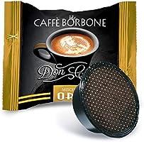 Caffè Borbone Don Carlo Miscela Oro- Confezione da 100 pezzi Capsule – Compatibile Lavazza A Modo Mio®