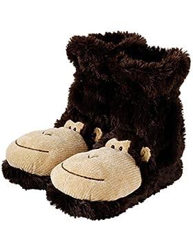 Aroma Home Diversión para los pies Zapatillas Botas