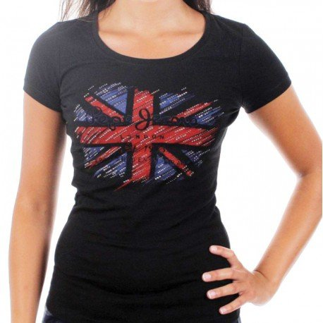 t-shirt-pepe-jeans-london-strass-noir-xs-noir