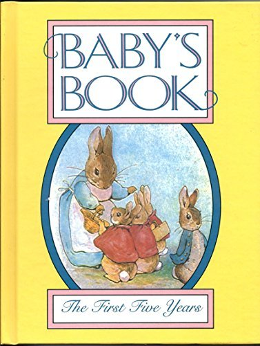 Baby's Book, The First Five Years by Jill B. Firestone (1997-08-01)