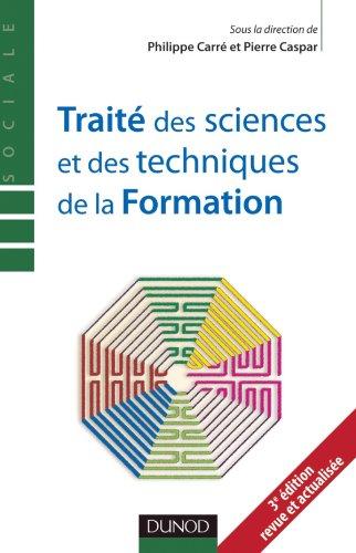 Traité des sciences et des techniques de la formation - 3e édition
